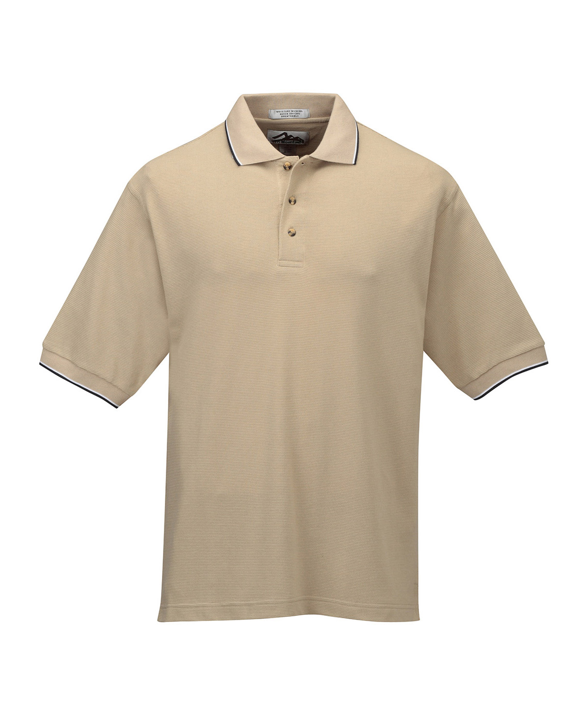 Tri Mountain Ultracool Mesh Polo Golf Shirt At Big And