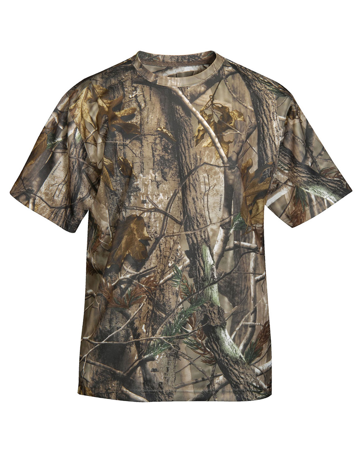Tri Mountain Momentum Camo Shirt At Big And Tall Apparel Store