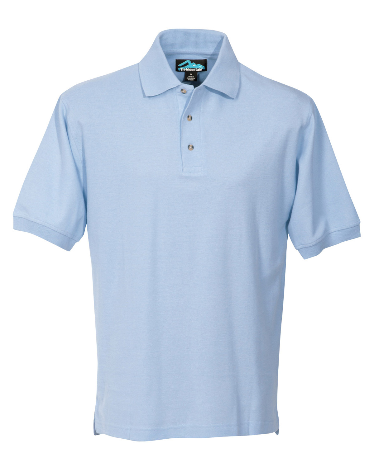 Tri Mountain Pique Polo Golf Shirt At Big And Tall Apparel