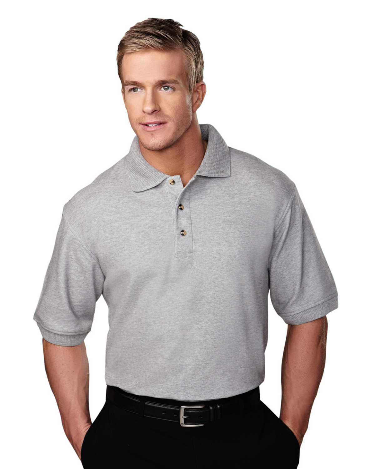 tri mountain ultracool pique polo golf shirt at big and