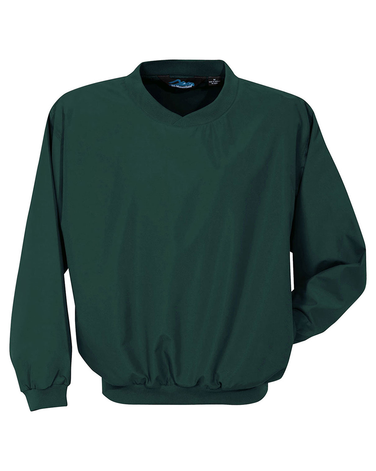 Tri Mountain Microfiber Windshirt With Nylon Lining At Big