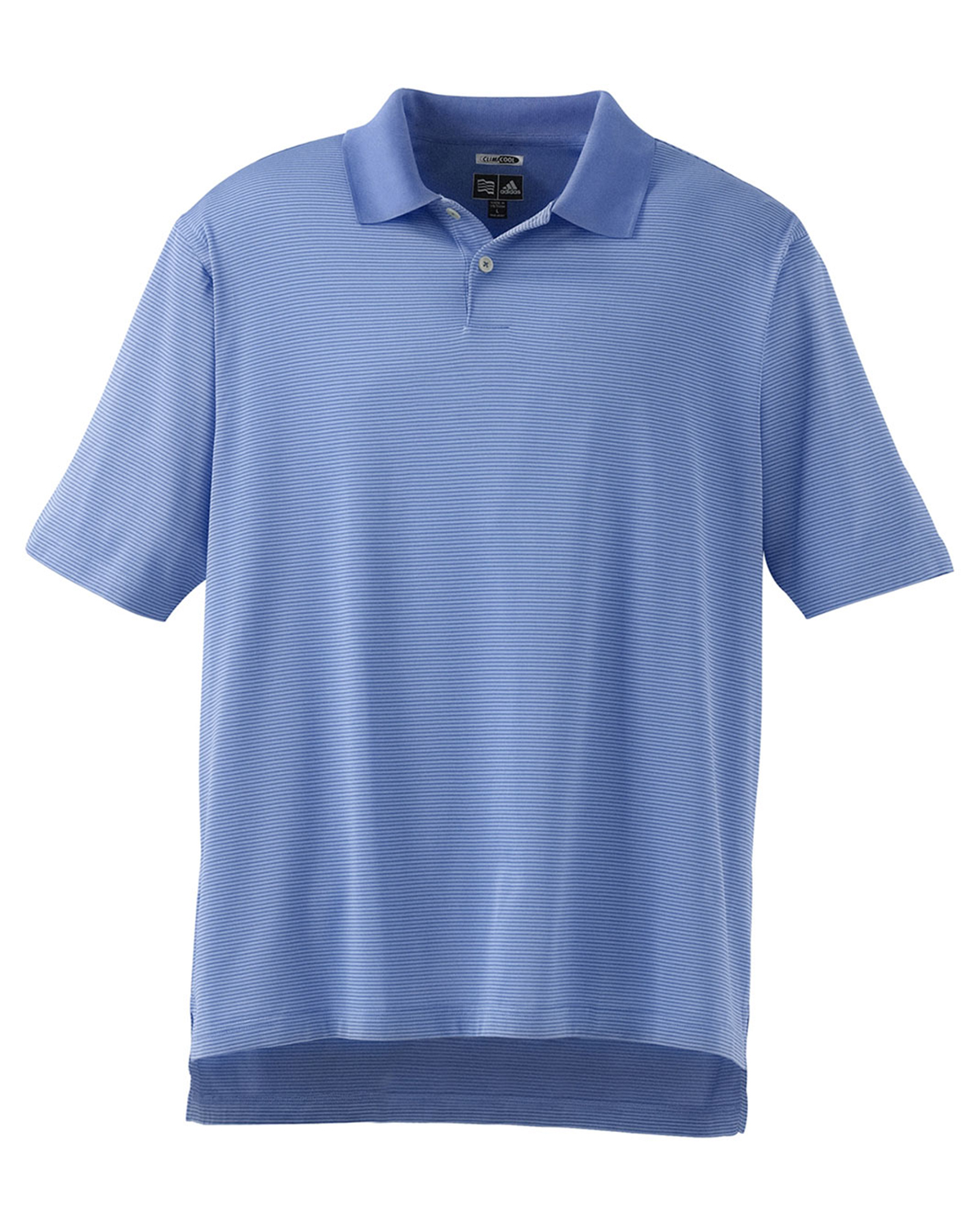 Climacool classic stripe jersey polo jersey t shirts for Big n tall shirts