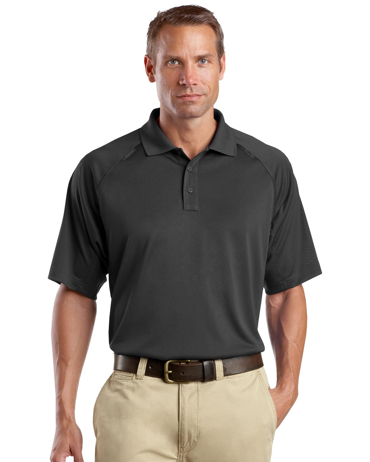 Mens select snag proof tactical polo industrial work for Mens work polo shirts