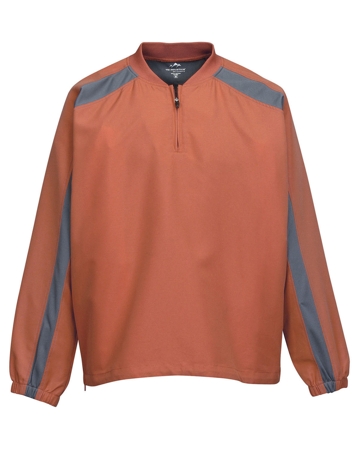 Men 39 S 100 Micro Plyester 1 4 Zip Wind Shirt