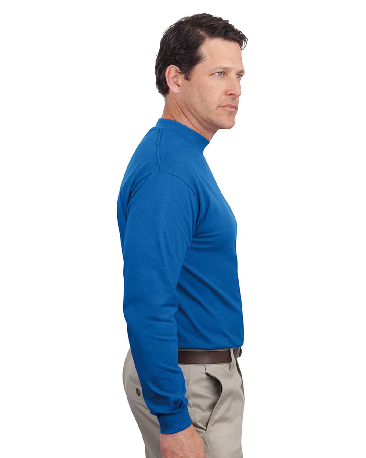 Mens Mock Turtleneck At Big And Tall Apparel Store