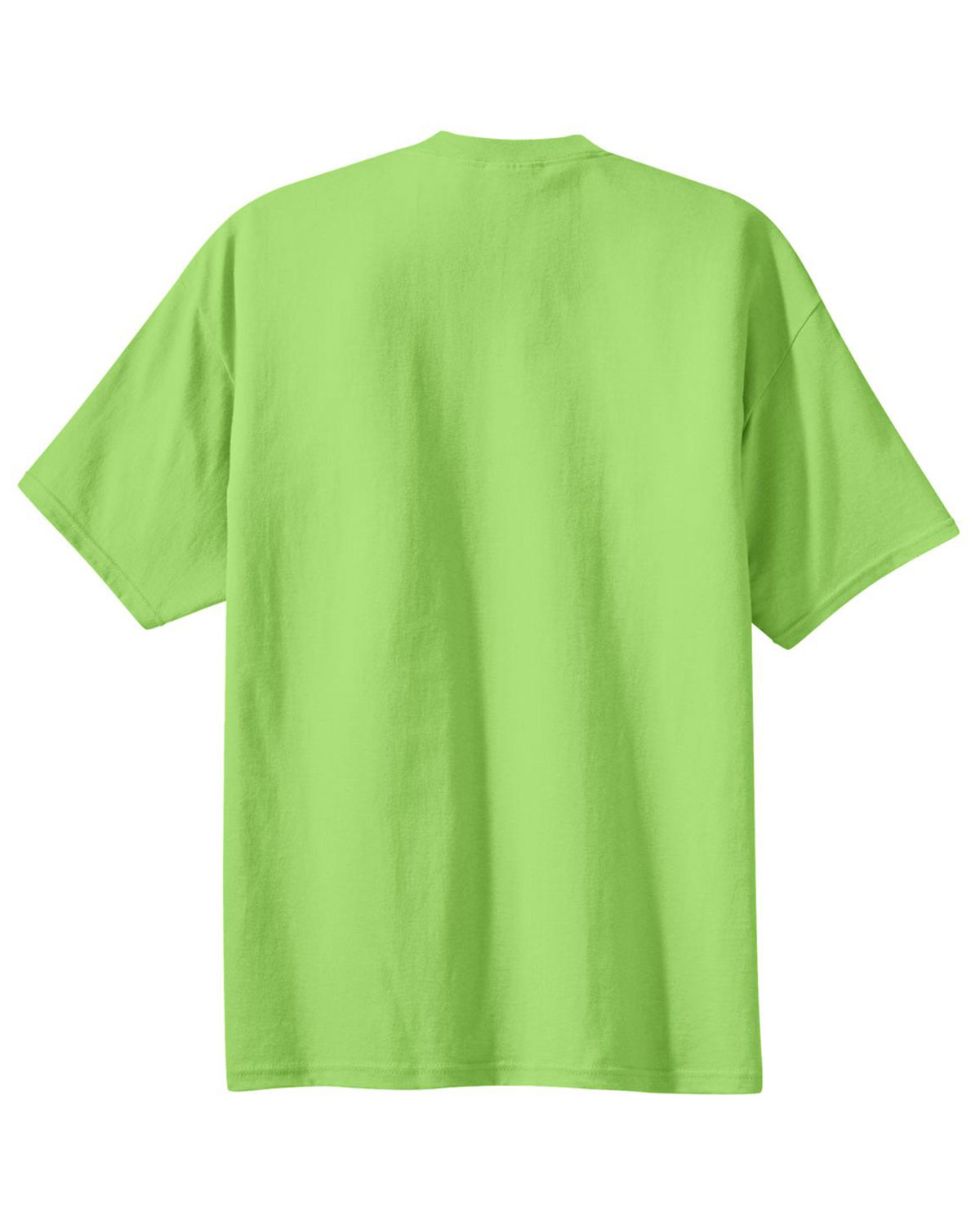 Mens 100 Cotton Essential T Shirt At Big And Tall Apparel