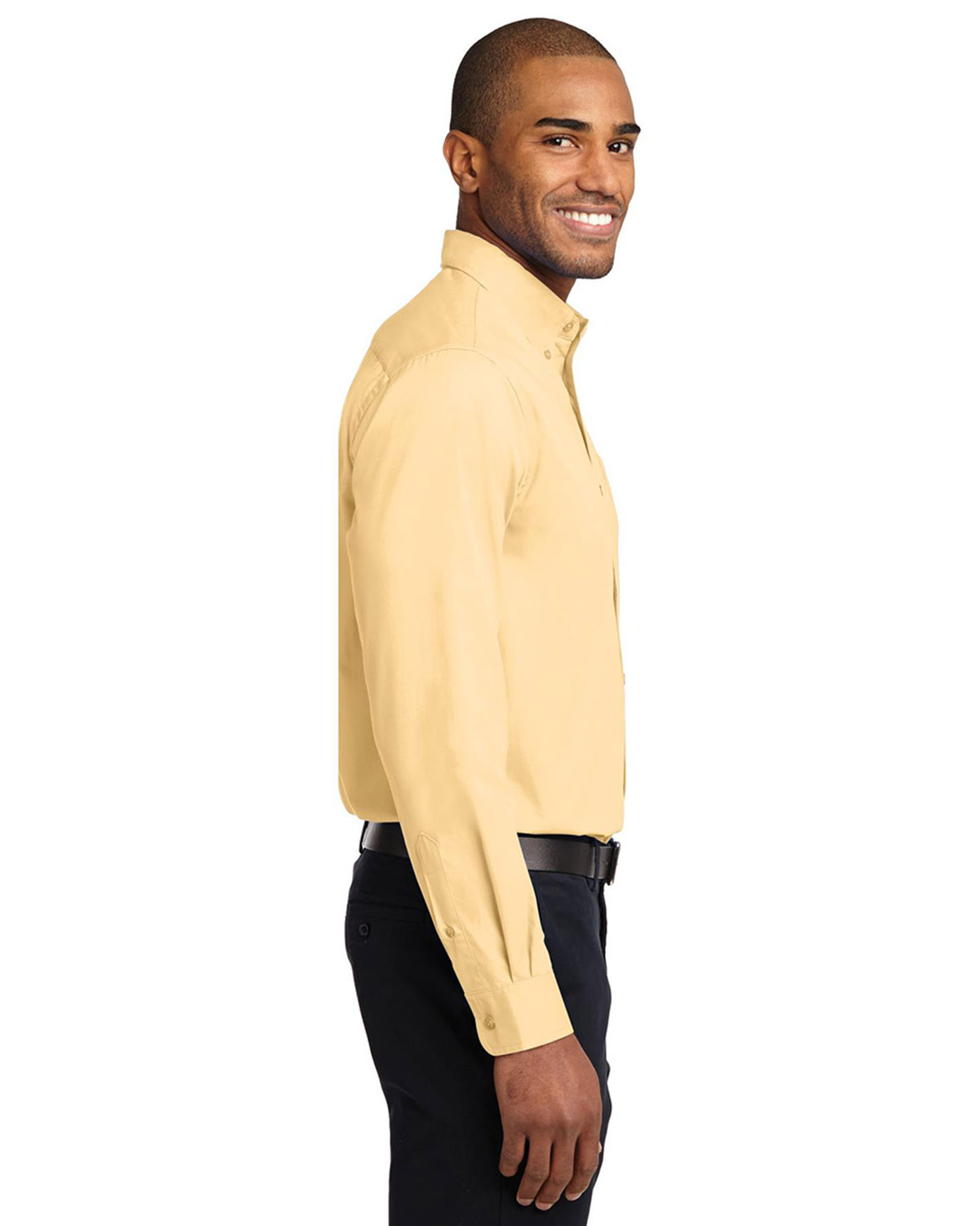 Port Authority Long Sleeve Easy Care Dress Shirt At Big