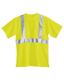 Tri Mountain Boundary Safety Shirt