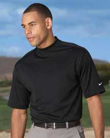 Nike Golf Mens Dri Fit Tech Mock