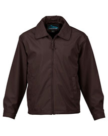 Tri Mountain Nylon Lining Soft Twill Jacket