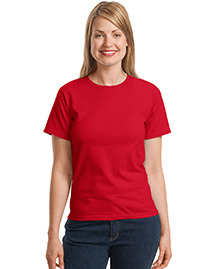 Ladies ComfortSoft ®  Crewneck T-Shirt.  5680