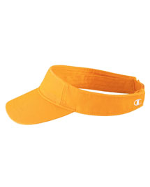 Brushed Twill Athletic Visor