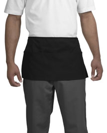 Mens Waist Apron with Three Pockets