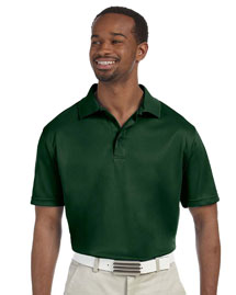 Mens 4 Oz Polytech Polo