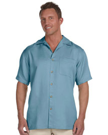 Mens Bahama Cord Camp Shirt