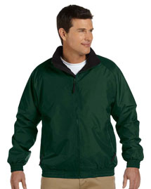 Mens Fleece Lined Nylon Jacket