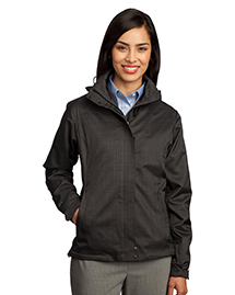 Ladies Crosshatch Jacket. RH43