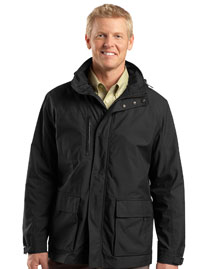 Mens Wellington Coat