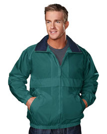 Big And Tall Mens  Nylon Jacket With Mesh Lining