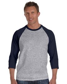 5.4 Oz. 3/4-Sleeve Raglan Baseball T-Shirt