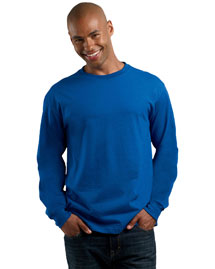 Fruit of the Loom 7930 5.6 oz., 50/50 Best™ Long-Sleeve T-Shirt at bigntallapparel