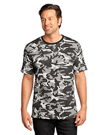 Mens Camo Perfect Weight District Tee