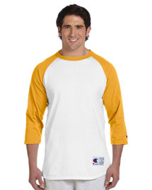 6.1 Oz. Tagless Raglan Baseball T-Shirt
