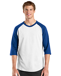 Mens Colorblock Raglan Jersey