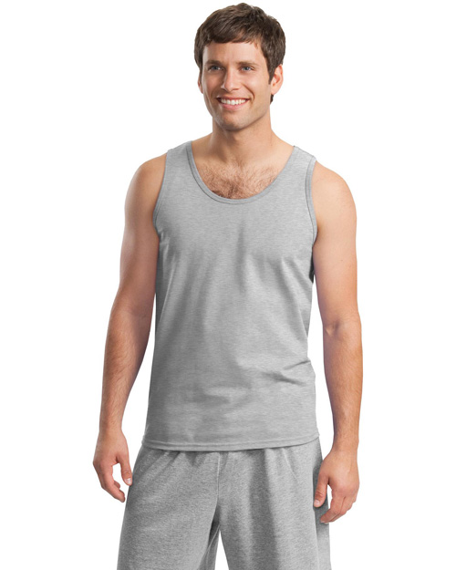Gildan Ultra Cotton Tank Top At Big And Tall Apparel Store