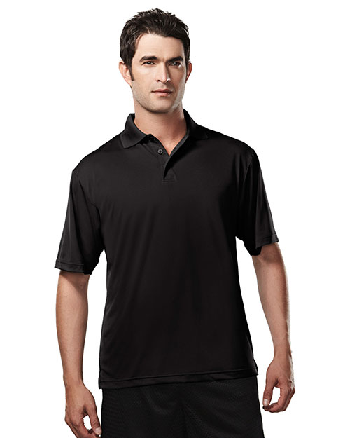 Tri-Mountain 224 Mens Campus BLACK at bigntallapparel