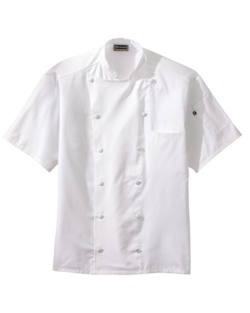 Edwards 3331 LIGHTWEIGHT COAT SS WHITE at bigntallapparel