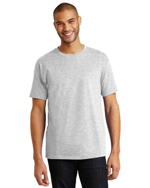 Mens tagless 100 comfortsoft cotton t shirt at big and for Mens medium tall shirts