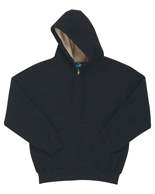 Tri-Mountain 697 Men Marshall Black/Khaki at bigntallapparel