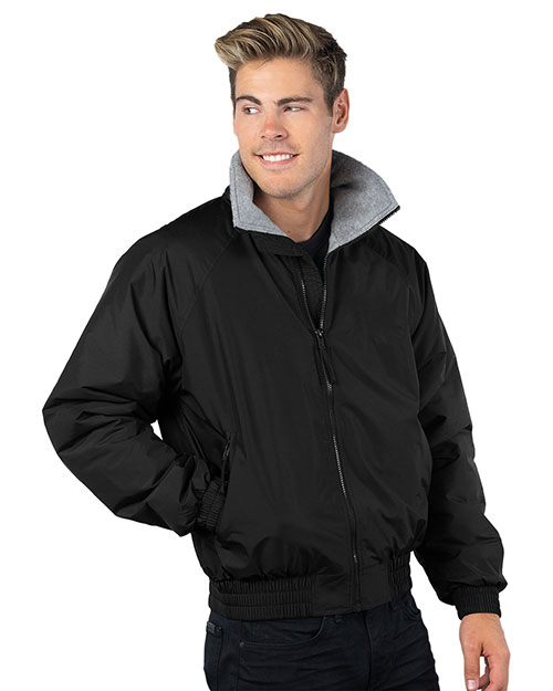 Tri-Mountain 8600 Mens Survivor BLACK at bigntallapparel
