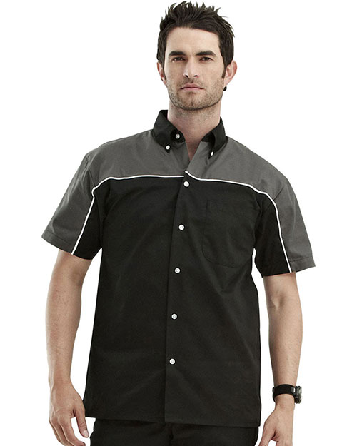 Tri-Mountain 908 Men Downshifter Charcoal at bigntallapparel