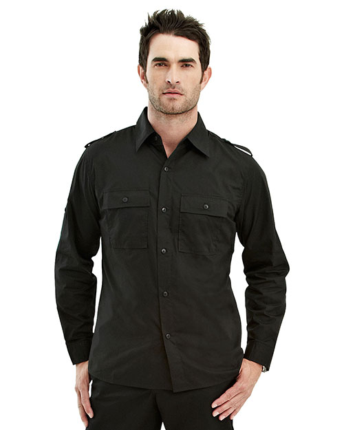 Tri-Mountain 920 Mens Vortex BLACK at bigntallapparel