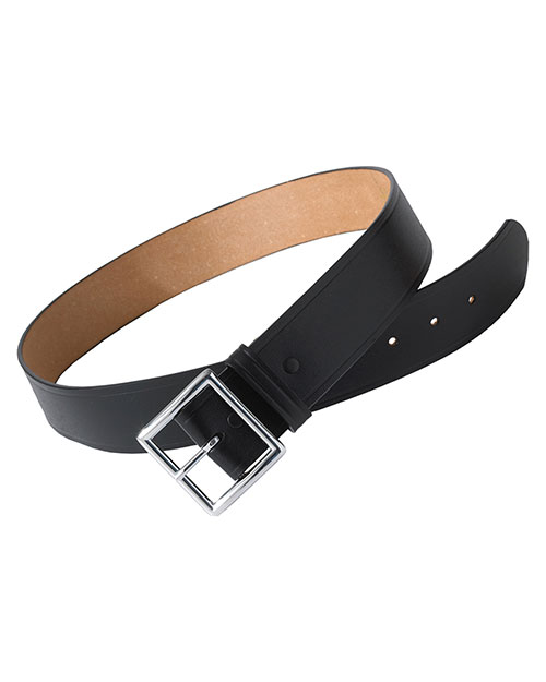 Edwards BC00 LEATHER SECURITY BELT BLACK at bigntallapparel