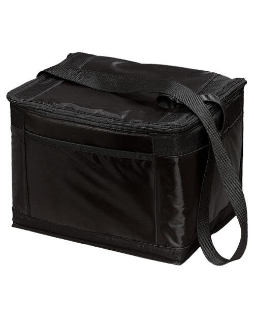 Port Authority BG89 12 Pack Cooler Black at bigntallapparel