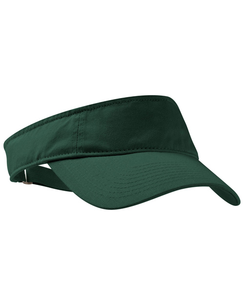 Port Authority Signature C840 Mens Fashion Visor Hunter at bigntallapparel