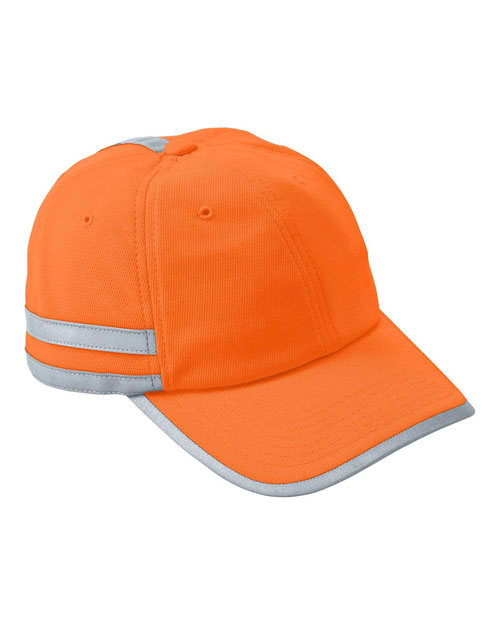 Cornerstone CS801   Ansi Safety Cap Safety Orange at bigntallapparel