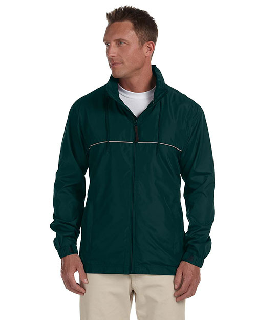 Devon & Jones DG795 Mens Element Jacket Dark Dill/Putty at bigntallapparel