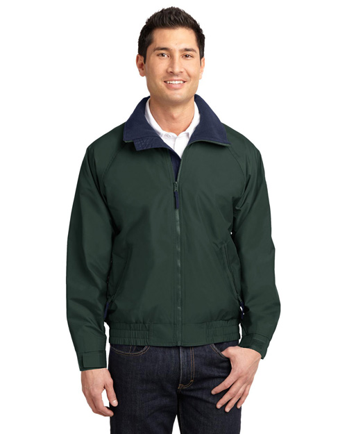 Port Authority TLJP54 ® Tall Competitor? Jacket.  Tr Hntr/Tr Nvy at bigntallapparel