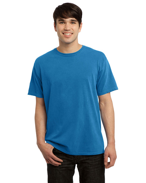 Port & Company PC099 Pigment-Dyed Tee. Blue Moon at bigntallapparel