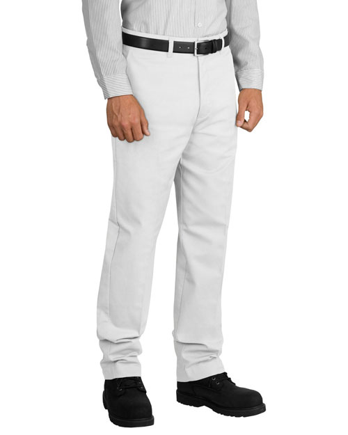 CornerStone PT20  ®  - Industrial Work Pant.   White at bigntallapparel