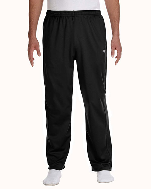 Champion S280 5.4 oz. Performance Pants BLACK at bigntallapparel