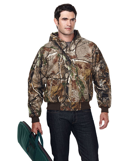 Tri-Mountain 4686C Mens Timberline Camo at bigntal