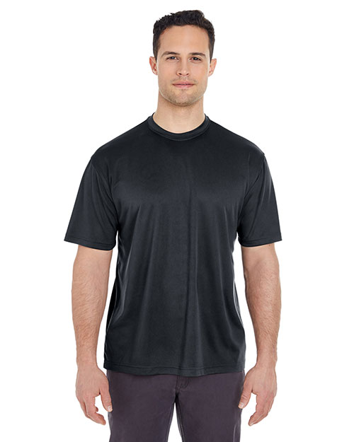 UltraClub 8400BND Men's Cool & Dry Mesh Sport Tee