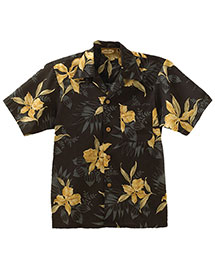 Edwards 1016 Unisex Island Camp Shirt at bigntallapparel