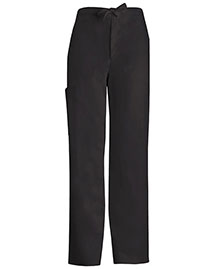 Cherokee 1022 Women Fly Front Drawstring Pant