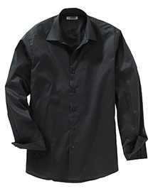 Edwards 1033 Men Long Sleeve Spread Collar Dress Shirt